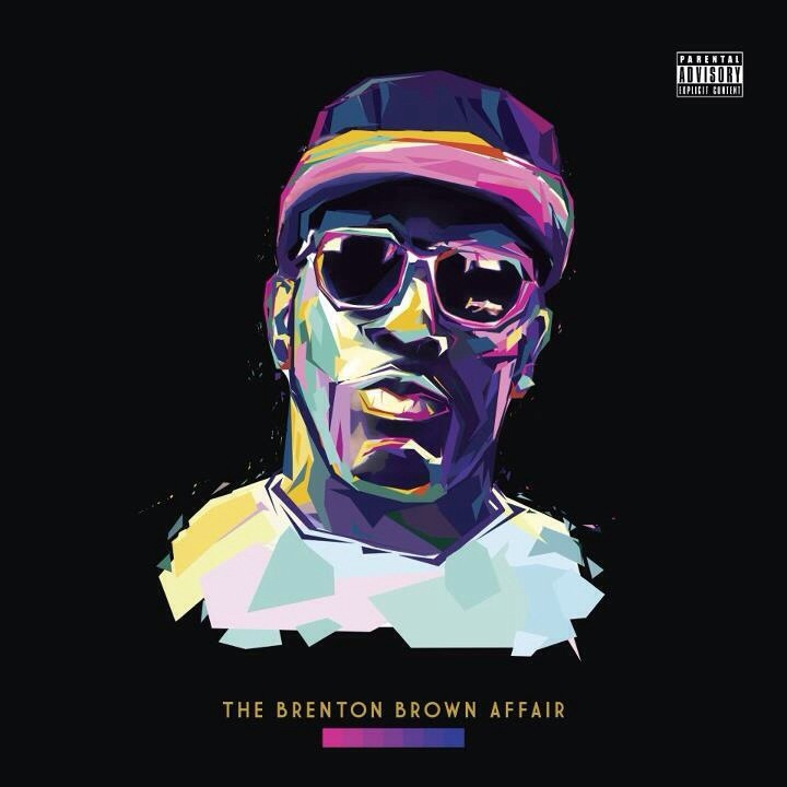 The Brenton Brown Affair (Album Art)