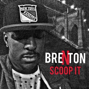 Brenton - Scoop It (Artwork)