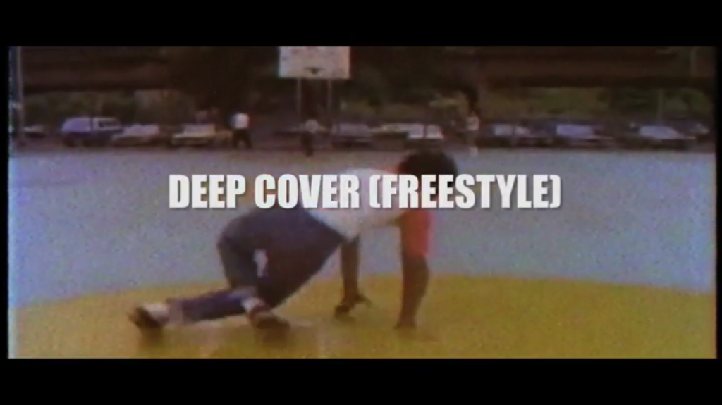 Deep Cover Video Art