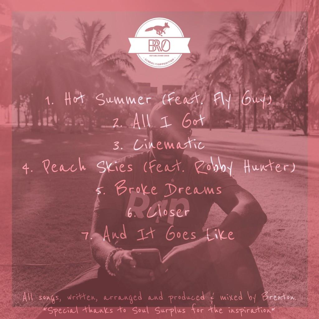 Rosé (Tracklist)